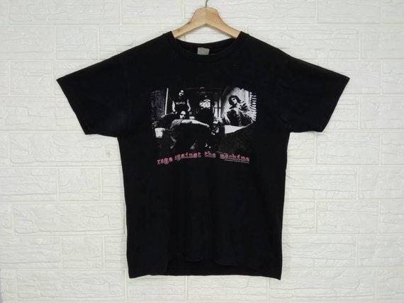 Vintage Bootleg Rage Against The Machine T-shirt M