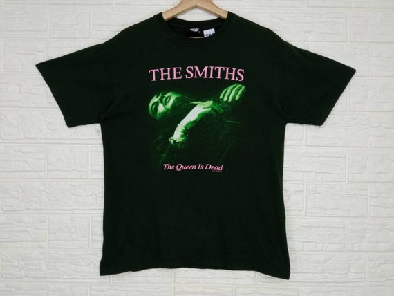Vintage 00s The Smiths The Queen is Dead Promo T-s