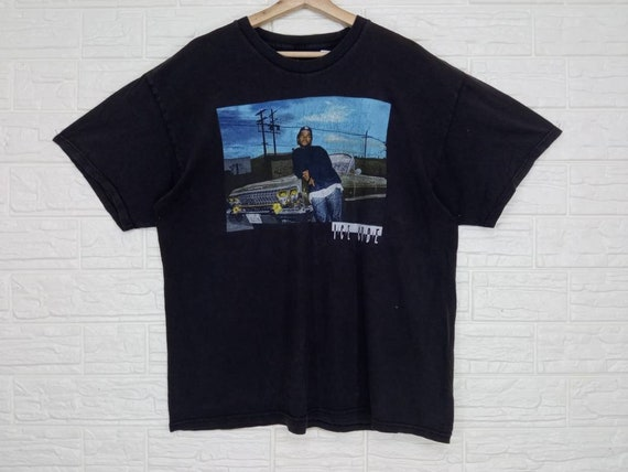 Vintage 00s Ice Cube Raptee T-shirt XL size