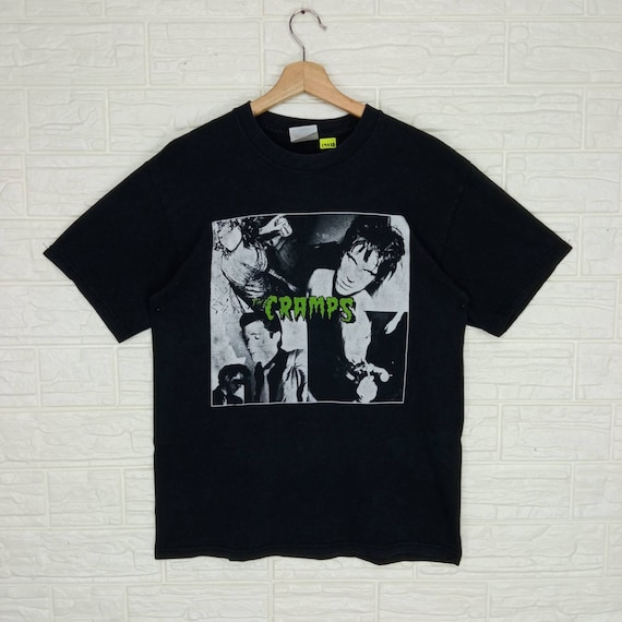 Vintage The Cramps Band T-shirt M size