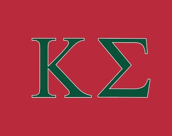 Kappa Sigma Chapter Flag 3 x 5 feet Polyester Banner Large Decor Kappa Sig