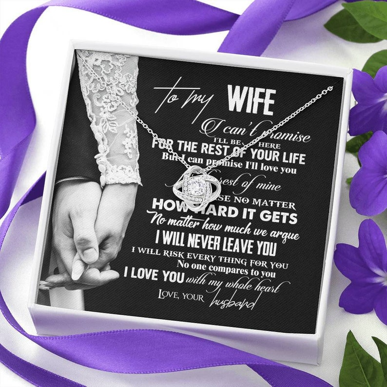 Good Gifts For Wife Valentines Gifts For Her Necklace for Wife Ultimate Gift For Wife Valentine Gifts to Wife From Husband