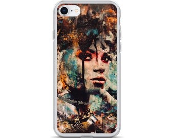 """iPhone Case with original artwork  """"the other side of summer"""""""