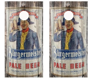 Burgermeister Beer Etsy