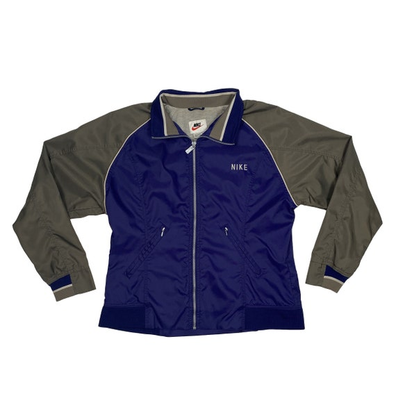 Vintage 1990s Nike Full-Zip Jacket