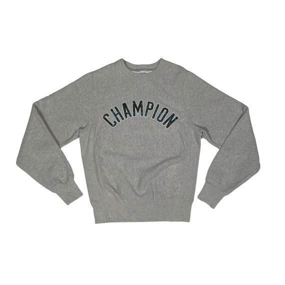 Champion Reverse Weave RW Embroidered King of Sweats Crew Sweatshirt S M XL NWT
