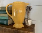 Vintage Fiestaware Coffee Pot