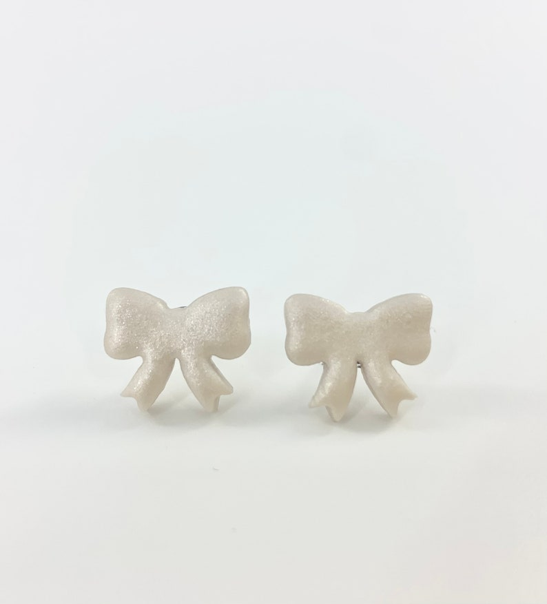Bowed Up A.F Earrings