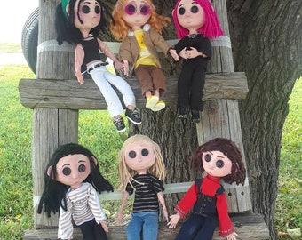 Coraline Doll Etsy