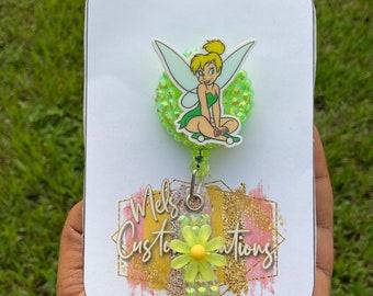 Tinker bell badge reel