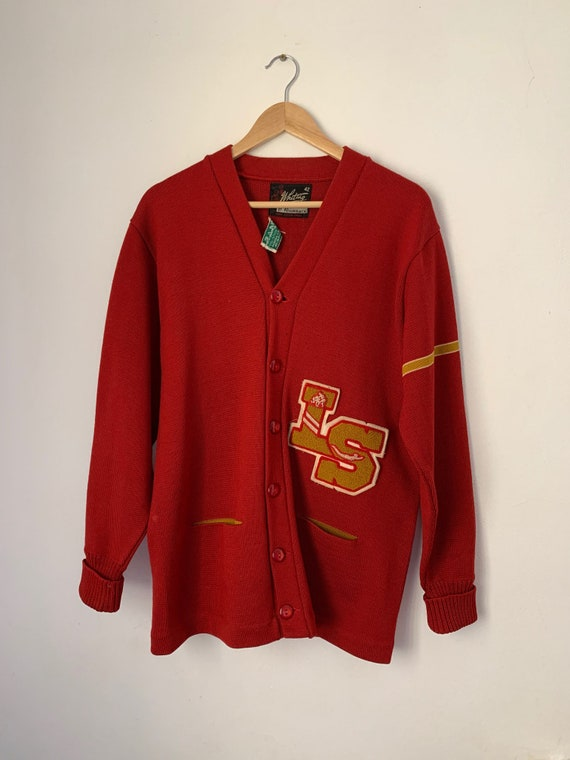 Vintage Iowa State Cyclones Letterman Sweater