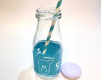 Legend of Zelda Milk Glass