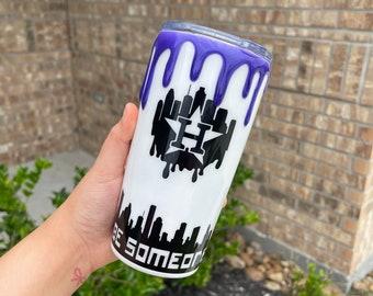 Houston Drip Tumbler
