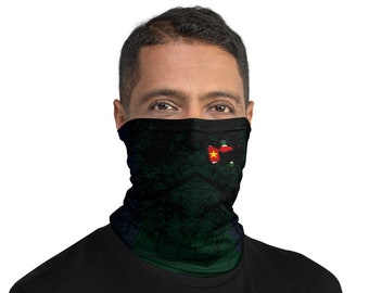 """Gwadloup """"Butterfly Island"""" Neck Gaiter (Limited Edition)"""