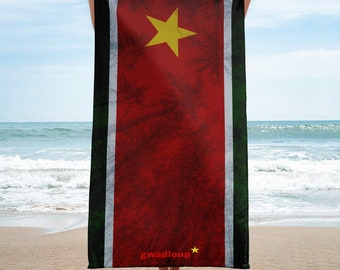 Gwadloup Flag Towel (Limited Edition)