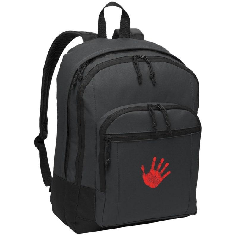 Red Hand Basic Backpack MMIW