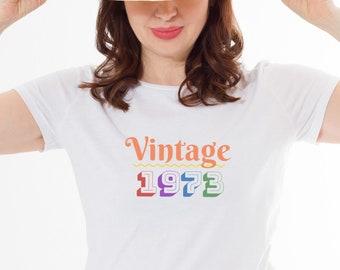 Vintage (Year) T-Shirt