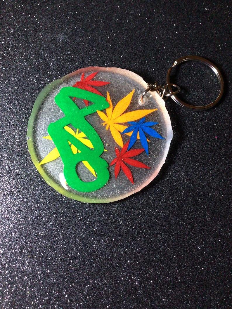 420 keychain