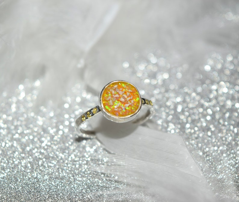 Cremation Ashes /& Memorial Ring