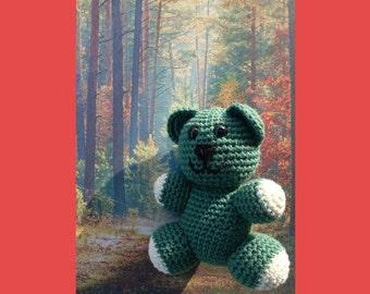 Tutoriel Boris l'Ourson //Boris the Bear Crochet Pattern