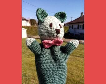 Tutoriel Marionnette Chat au Crochet // Cat Puppet Crochet Pattern
