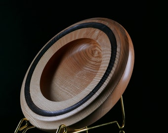 Wood Bowl - Hand Turned in the Dales