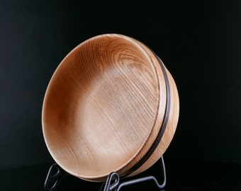 Wood Bowl - Hand Turned from Ash in the Dales