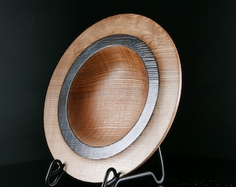Wooden Bowl - Hand Turned in the Dales