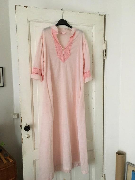 Vintage Maxi Kaftan Dress