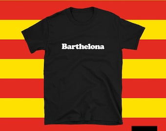 Barcelona - T-Shirt | Graphic Tee | Unisex Fit