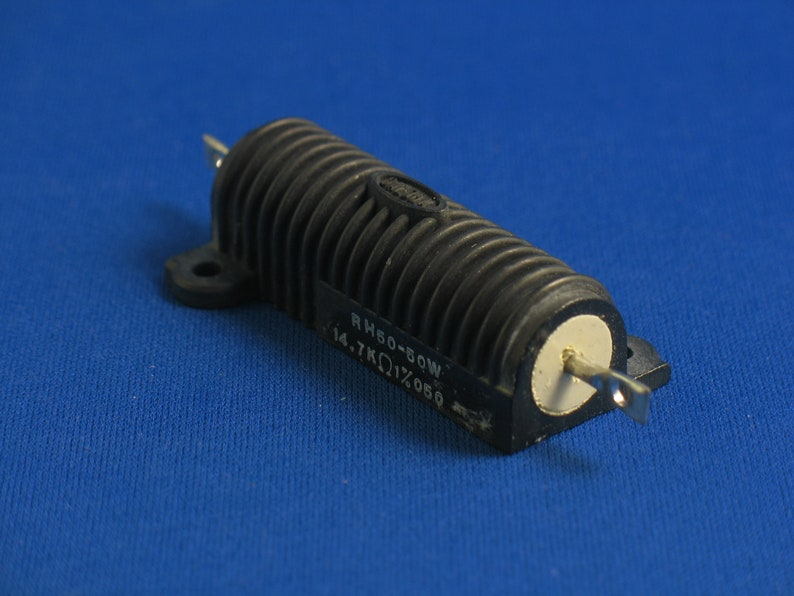 Dale RH-50 Power Resistor Ghostbusters Proton Pack Parts