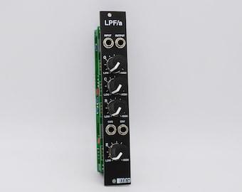 MRG LPF/a 4HP Acid Low Pass Filter VCF Eurorack Module