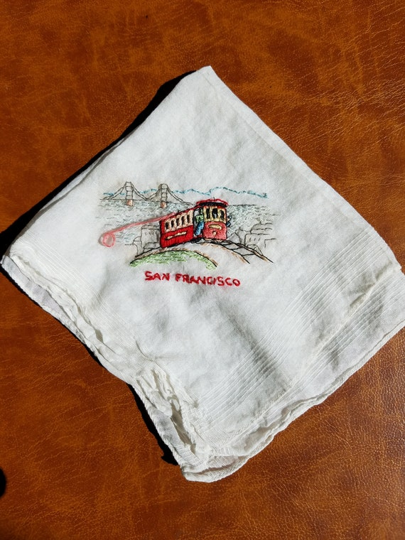 San Francisco hankerchief