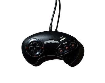 Sega Genesis Controller | Digital Download