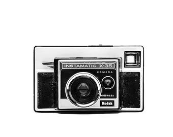 Kodak Instamatic X-35 | Digital Download