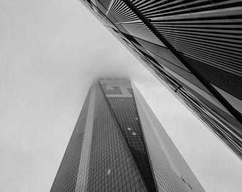 Into the Clouds, New York City (2015)