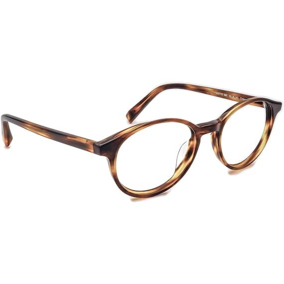 Warby Parker Eyeglasses Watts 280 Tortoise Round F
