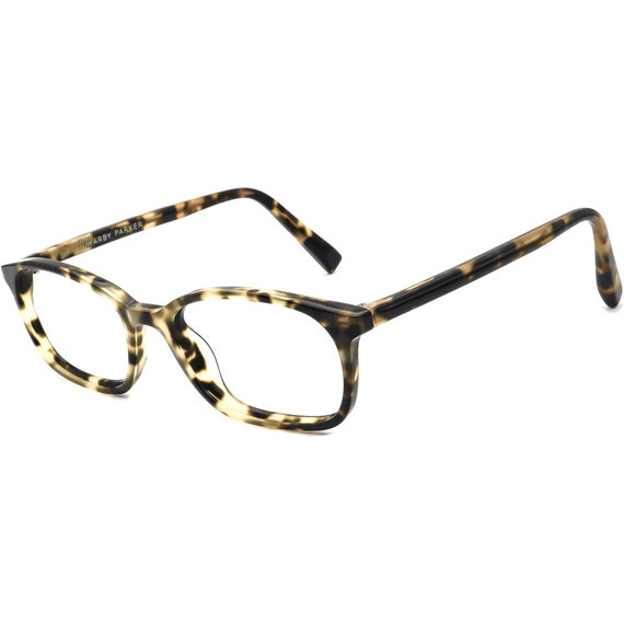 Warby Parker Eyeglasses Ballard-235 Tortoise Rect… - image 3