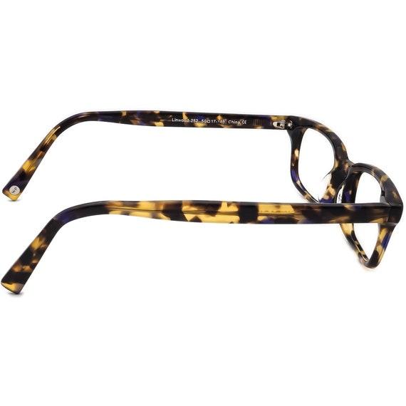 Warby Parker Eyeglasses Linwood 252 Tortoise/Purp… - image 4