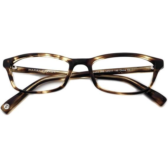 Warby Parker Eyeglasses Annette 256 Tortoise Rect… - image 6