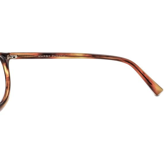 Warby Parker Eyeglasses Watts 280 Tortoise Round … - image 9
