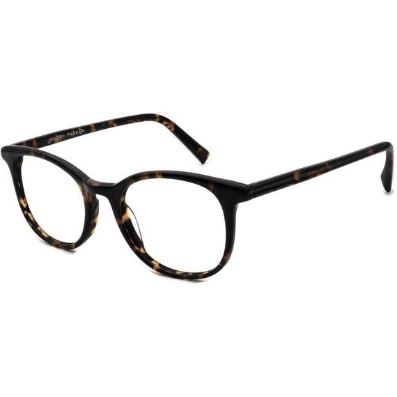 Warby Parker Eyeglasses Durand 200 Tortoise Round… - image 3