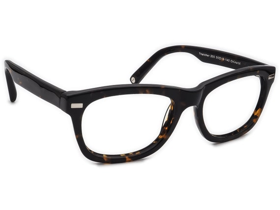 Warby Parker Sunglasses FRAME ONLY Thatcher 200 D… - image 1