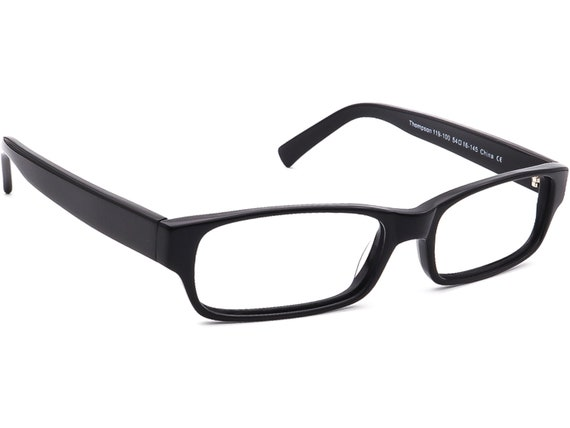 Warby Parker Eyeglasses Thompson 119-100 Black Re… - image 1