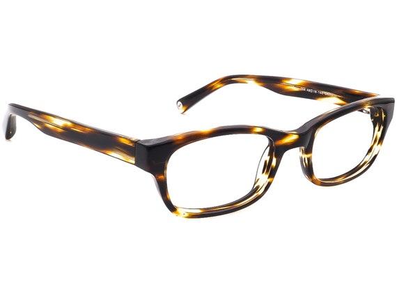 Warby Parker Eyeglasses Zagg 256 Tortoise Rectang… - image 1