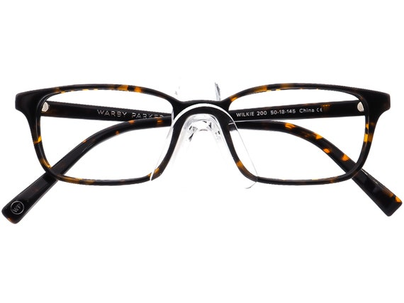 Warby Parker Eyeglasses Wilkie 200 Tortoise Recta… - image 6