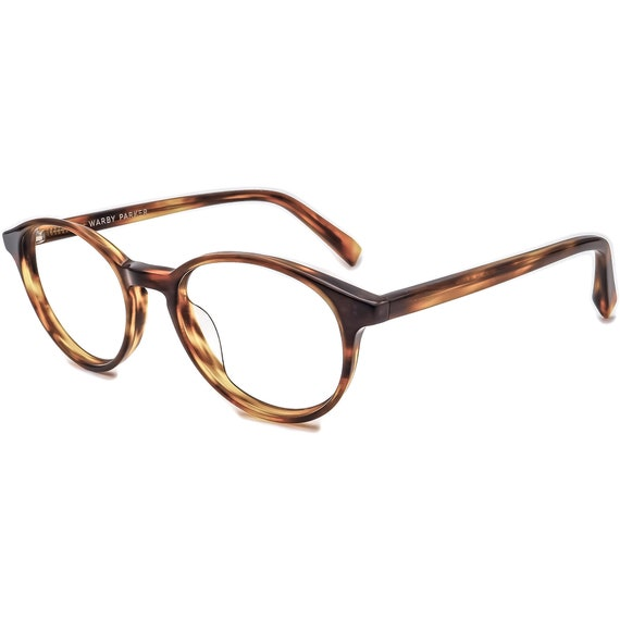 Warby Parker Eyeglasses Watts 280 Tortoise Round … - image 3