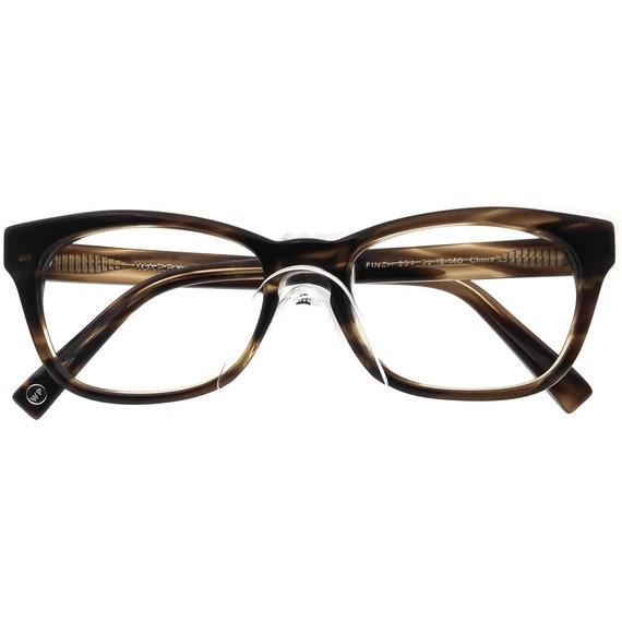 Warby Parker Eyeglasses Finch 234 Tortoise Rectan… - image 6