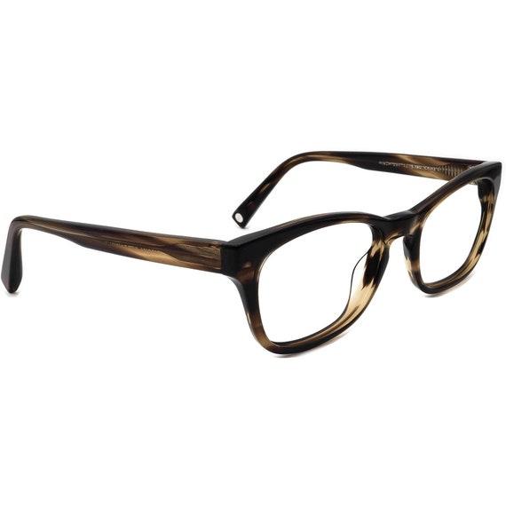 Warby Parker Eyeglasses Finch 234 Tortoise Rectan… - image 1