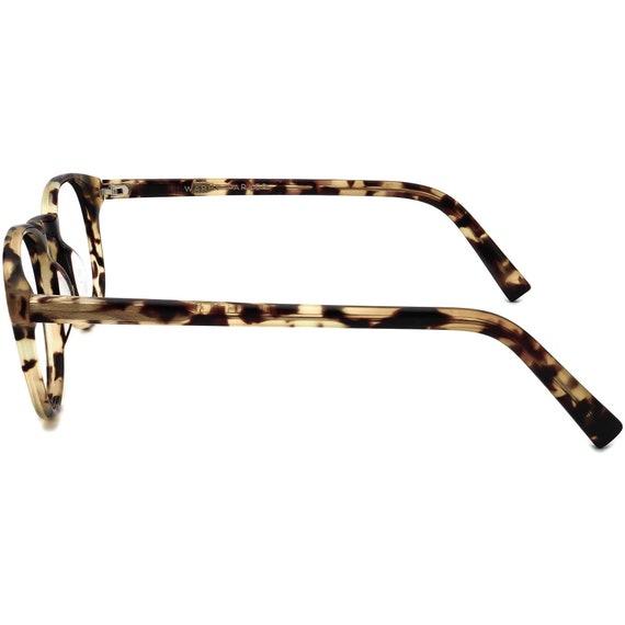 Warby Parker Eyeglasses Downing 242 Tortoise Roun… - image 5